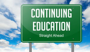 Online Continuing Education Credits